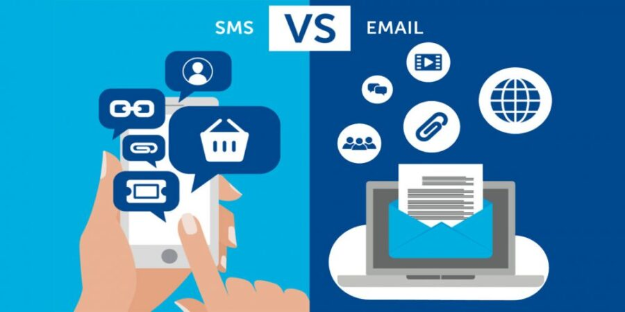 Texting vs. Email: How B2B Marketers Should Approach Engagement Differently