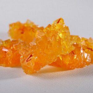 saffron Iranian candy nabat