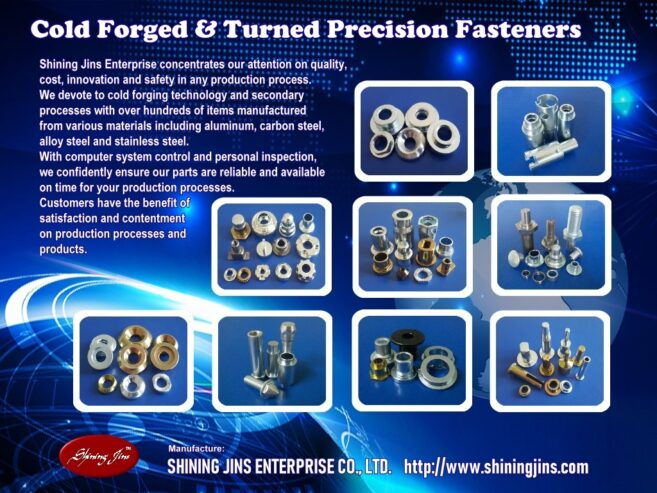 Forged-bolt